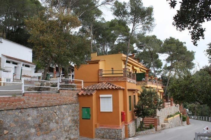 Villas Llafranc Calella Palafrugell Girona Costa Brava - Kim's Camping