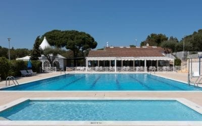 Camping amb piscina per mainada i adults