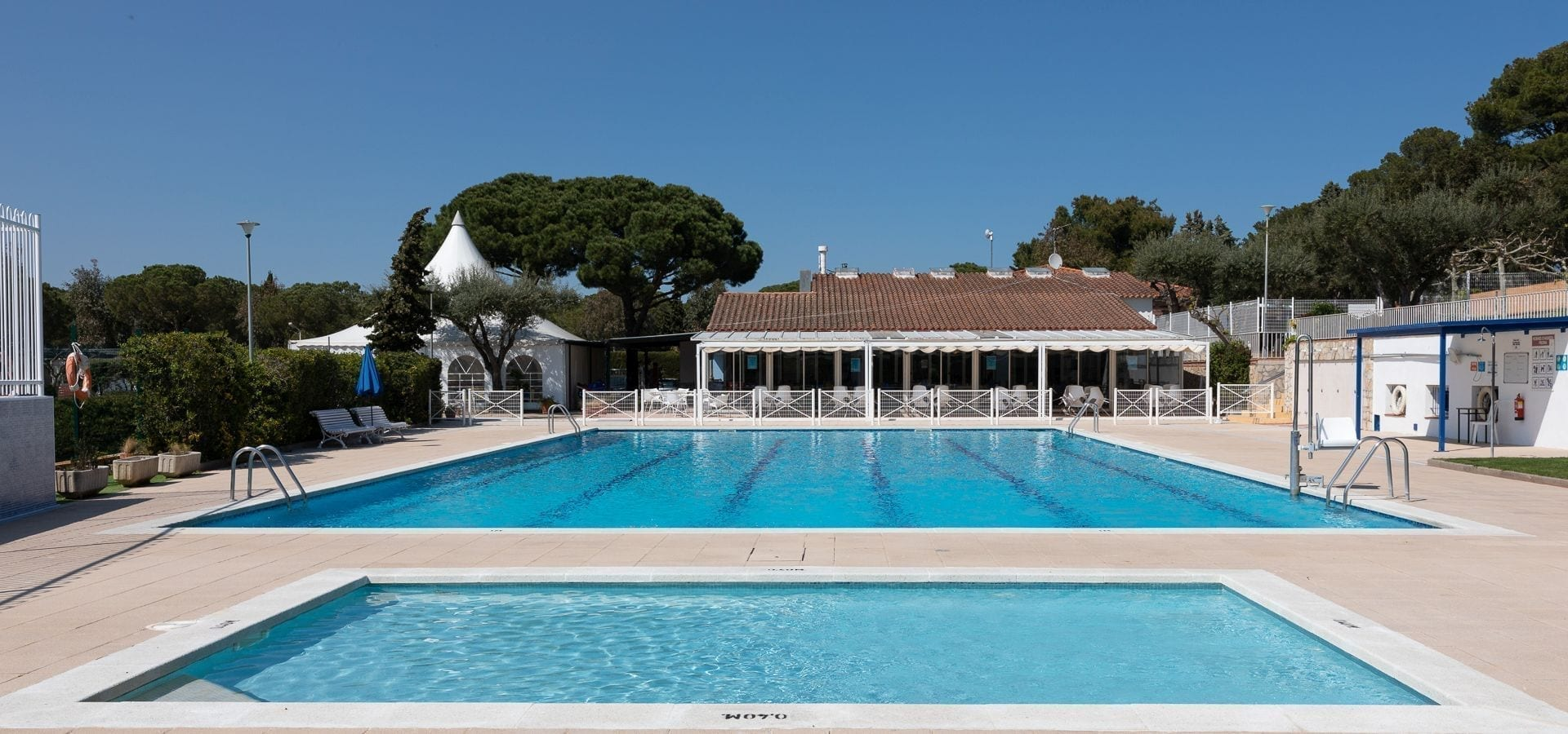 Family camping with swimming pool for all ages - Palafrugell - Kim's Camping Llafranc