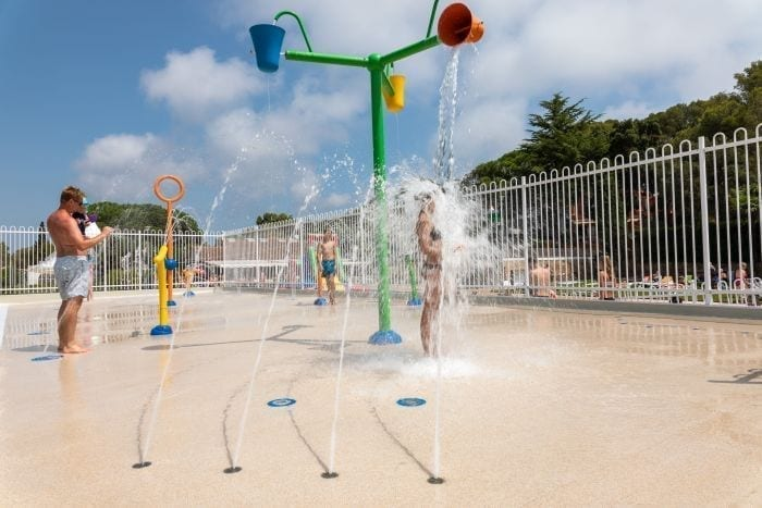 Splash Pad - Water games for children and adults