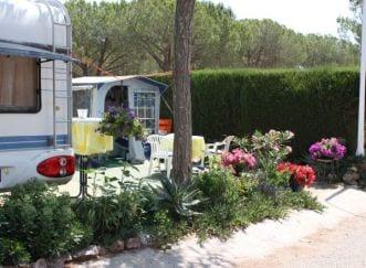Parceles camping Llafranc - Kim's Camping